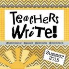 teachers write icon